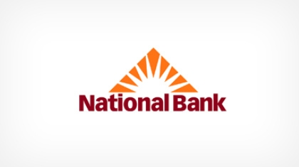 The National Bank of Blacksburg logo