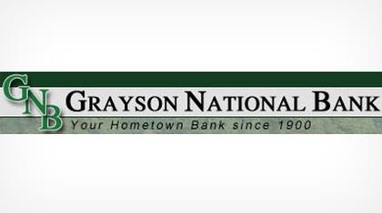 Grayson National Bank logo