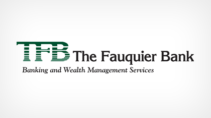 The Fauquier Bank logo