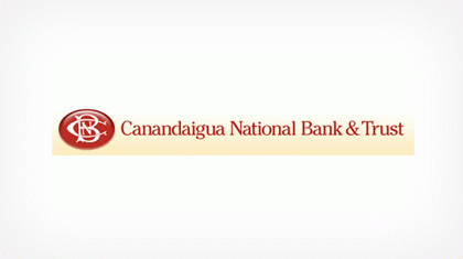 The Canandaigua National Bank and Trust Company logo