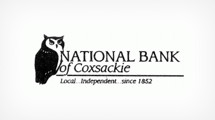 The National Bank of Coxsackie logo