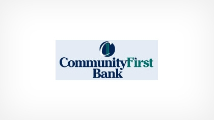 Community First Bank (New Iberia, LA) Logo