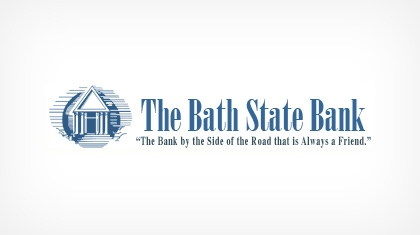 The Bath State Bank logo