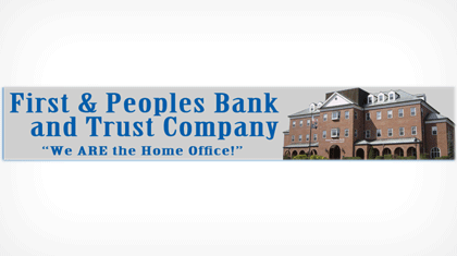 First & Peoples Bank logo