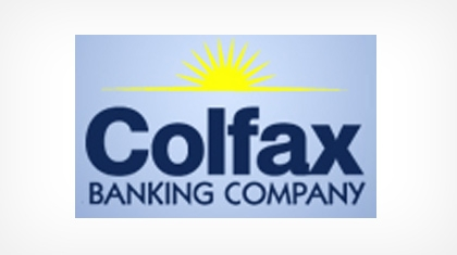 Colfax Banking Company logo