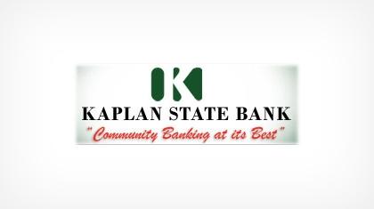 Kaplan State Bank logo
