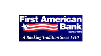 First American Bank and Trust logo