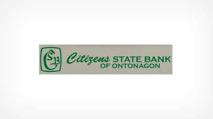 The Citizens State Bank of Ontonagon logo