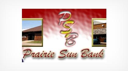 Prairie Sun Bank logo