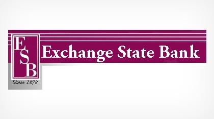 Exchange State Bank (Lanark, IL) Logo