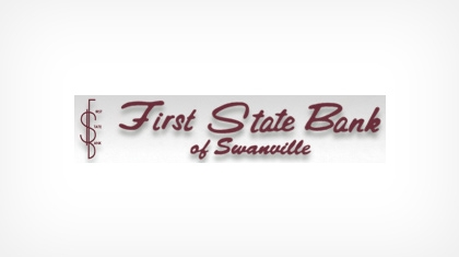 First State Bank of Swanville logo