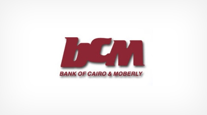 Bank of Cairo and Moberly Logo