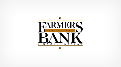 Farmers Bank of Lincoln logo