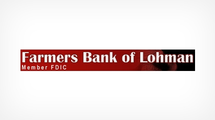 Farmers Bank of Lohman, Missouri logo