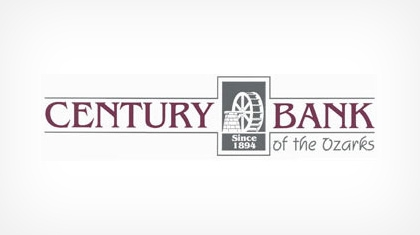 Century Bank of the Ozarks logo