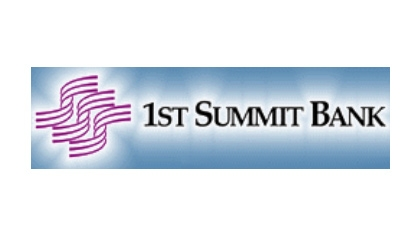 1st Summit Bank Logo