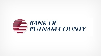 Bank of Putnam County logo