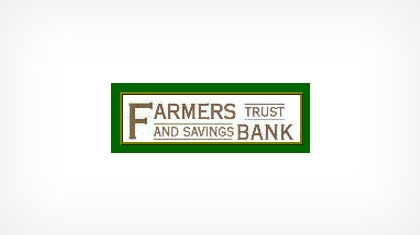 Farmers Trust & Savings Bank (Earling, IA) logo