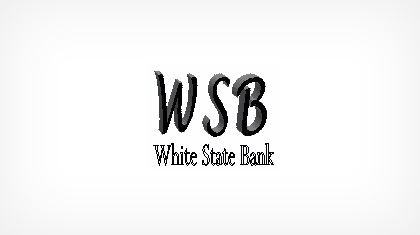 White State Bank logo