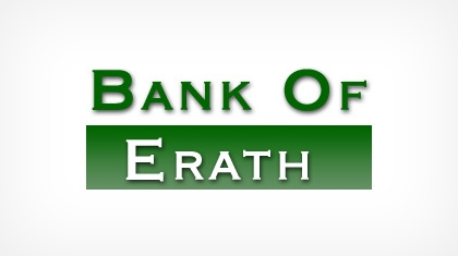 Bank of Erath logo