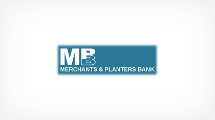 Merchants & Planters Bank logo