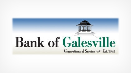 Bank of Galesville logo