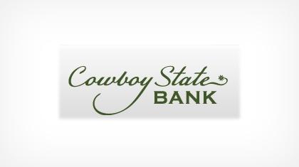 Cowboy State Bank Logo