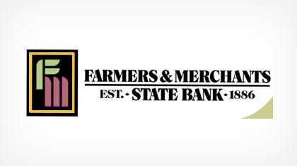 Farmers and Merchants State Bank of Neola, Iowa logo