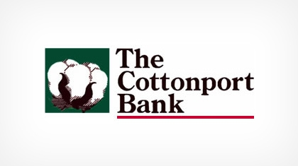 Cottonport Bank logo