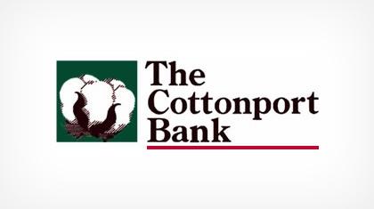 Cottonport Bank logo