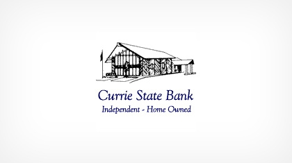 Currie State Bank logo