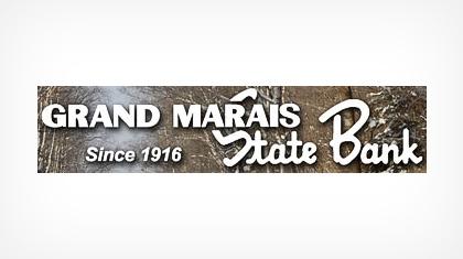 Grand Marais State Bank logo