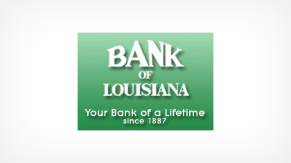 Bank of Louisiana (Louisiana, MO) logo
