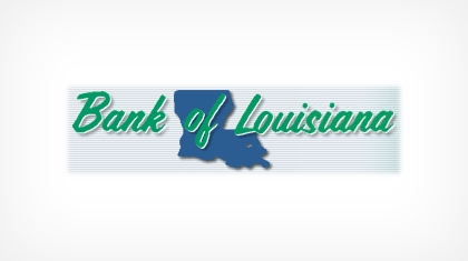 Bank of Louisiana (New Orleans, LA) logo