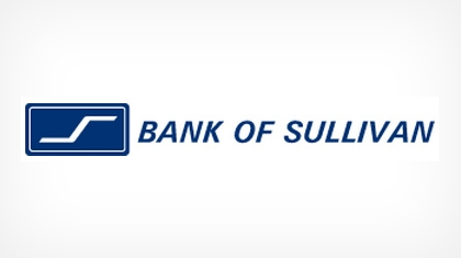 Bank of Sullivan logo