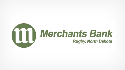 Merchants Bank (Rugby, ND) Logo
