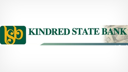 Kindred State Bank logo