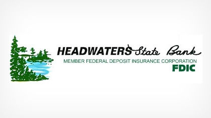Headwaters State Bank logo