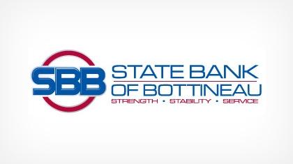 State Bank of Bottineau logo