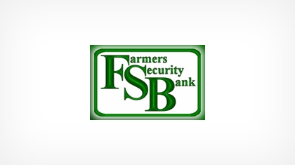 Farmers Security Bank logo