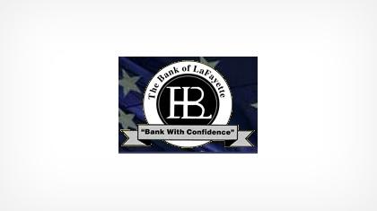 The Bank of La Fayette, Georgia logo