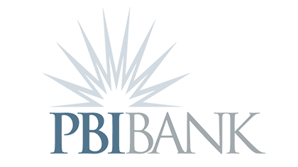 PBI Bank logo
