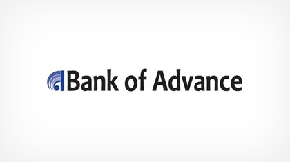 The Bank of Advance logo