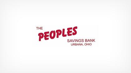The Peoples Savings Bank (Urbana, OH) logo