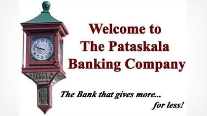 The Pataskala Banking Company Logo