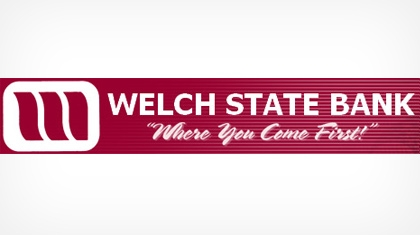 Welch State Bank of Welch, Okla. Logo