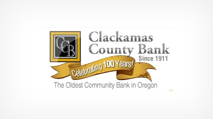 Clackamas County Bank logo