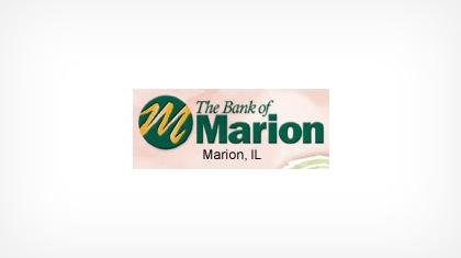 The Bank of Marion (Marion, IL) logo