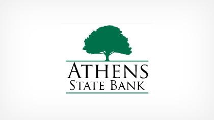 Athens State Bank logo