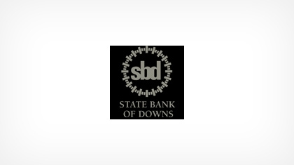 State Bank of Downs logo